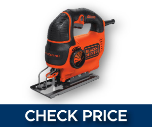 Black and Decker BDEJS600C